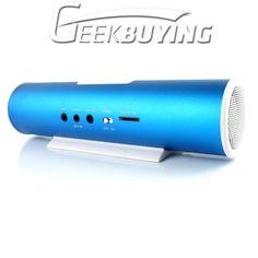 Mini Speaker Card Reader JH-M03UK Blue $17.89