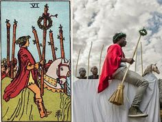 Photographer Teams Up With Haitian Artists to Bring Traditional Tarot Cards to Life | Junkculture