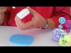 LIVRO DE BISCUIT  (Porta fotos/recados) - YouTube