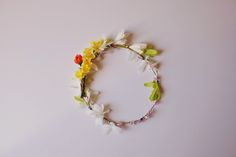 DIY Summer Floral Crowns with Jo-Ann