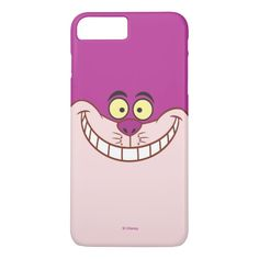 Cheshire Cat Face iPhone 7 Plus Case