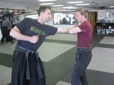 Excellent article on martial arts and kyojitsu