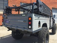 – Rezal Hakim – Join in the world of pin Landrover Defender, Land Rover Defender Pickup, Land Rover Pick Up, Defender Camper, Defender 90, Overland Tacoma, Pick Up 4x4, Automotive Service Technician, Bug Out Vehicle