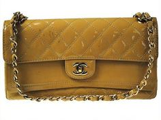 Large Chanel Beige Classic Flap Shoulder Bag by gailparker4, $1723.00