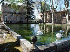 Château de Sauvan - Haute-Provence France   Ph. maison-deco.com