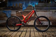 Specialized S-Works Demo 8 - Dirt