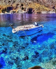 Trip  Travel Blog    Loutro village,Crete island,Greece