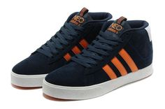 best service 4c9bb 7fbb3 Buy Adidas Campus Neo Series High Tops Casual Shoes Men Deep-Blue Orange  Easy Travelling from Reliable Adidas Campus Neo Series High Tops Casual Shoes  Men ...