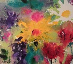soyka62 - Kate Osborne Ink Painting, Painting For Kids, Watercolor Paintings, Floral Paintings, Bird Drawings, Animal Drawings, Watercolor And Ink, Watercolor Flowers, Kate Osborne