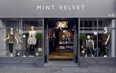 Mint Velvet: The luxury-for-less label that's taking the high street by storm. How has it taken me this long to find this store? I hope they have it in the US!