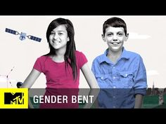 MTV presents Gender Bent: The Questionable History of Gender Norms. Parents used to dress their sons in pink and their daughters in blue. Gender Myths, Femininity, Mtv, Female Bodies, Boys, Girls, Campaign, Creativity, Culture