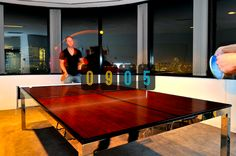 Why choose between a conference table and ping pong?