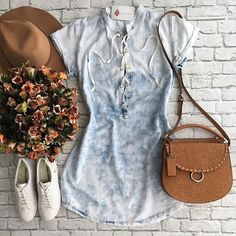 That's my style. Boho Fashion, Girl Fashion, Fashion Looks, Fashion Outfits, Womens Fashion, Dress Fashion, Casual Dresses, Casual Outfits, Cute Outfits