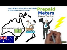 """Australian Government AusAID assists The Republic of the Marshall Islands with a Prepaid Meters solution where """"energy consumption for each household fell by. Pre Paid, Electricity Bill, The Republic"""