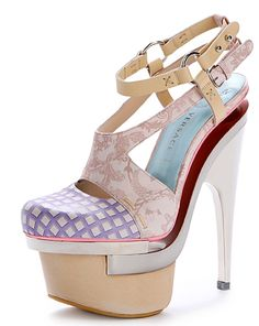 VERSCA SHOES | Love: Versace Spring Summer 2010 Shoes