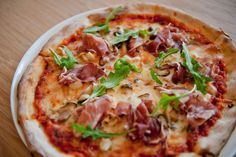 Enjoy pizza at The Millhouse Kitchen in Somerset West, South Africa.