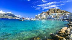 Karpathos has beautiful beaches, walking paths and traditional villages, one of the most remote island destinations in Greece, the perfect escape from mass tourism Greek Islands To Visit, Greece Islands, Karpathos, Beautiful Islands, Beautiful Beaches, Costa Rica, Best Beaches In Europe, Creta, Hotels