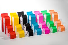 Colourful Cartons