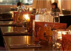 """Brasserie des arts on place des lices  a very nice place to have aperitif and a nice dinner while locals and celebrites play """"à la pétanque"""" nearby..."""