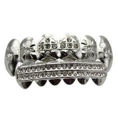 HIPHOP Grillz Body Jewelry