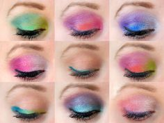 9 Ways to Wear the Urban Decay Electric Palette