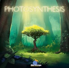 Photosynthesis board game. Absolutely LOVE this cover.