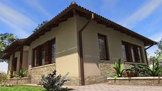 Exterior House Colors, Pergola, Outdoor Structures, Windows, Houses, Dreams, Home Decor, Homes, Decoration Home