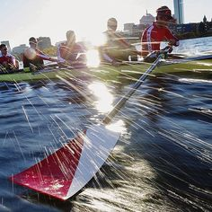 Best of luck to our #Terriers competing in the Head of the Charles #Regatta this weekend! #HOCR is the world's largest #rowing event and takes place just steps from campus beginning at our own DeWolfe Boathouse on the #CharlesRiver. #BostonUniversity #ProudToBU #GoBU. Photo by Jackie Ricciardi by bostonu