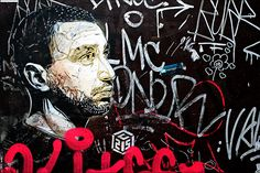 Streetart Berlin - C215 by URBAN ARTefakte, via Flickr