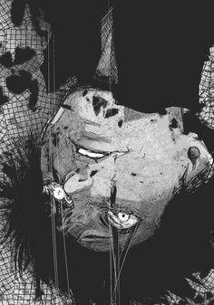 Ken Tokyo Ghoul, Tokyo Ghoul Manga, Manga Art, Manga Anime, Anime Art, Dark Fantasy Art, Dark Art, Aesthetic Art, Aesthetic Anime