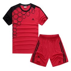 New Brand Kids Football Kits Men Soccer Sets Boys Jerseys Youth Survetement  Futbol Training Suit Team 5ef4e7071