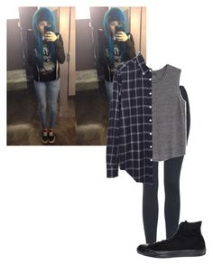 """Hanging out Alex Dorame -Jada"" by falling-in-the-black-horizon ❤ liked on Polyvore"