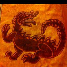 North-american dragon.