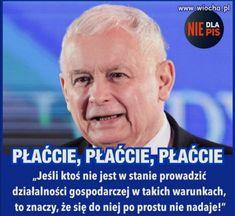 Wiocha.pl - Absurdy polskiego internetu: Nasza-Klasa, Facebook, Fotka, Nk, Polityka - Poczekalnia strona 5 Pisa, Politics, Peace, Entertaining, Humor, Funny, Garden, History, Projects