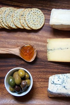 Cheese Plate by Nicole Franzen Photography, via Flickr