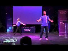 Jack Petchey Achievement Awards Rehearsal