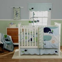 Image detail for -... by migi is a adorable ocean theme for any nursery the combination