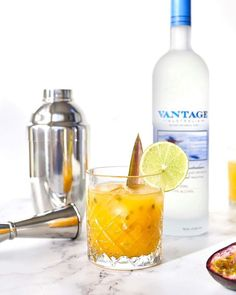 Shoot for @vantageaustralia today. Theyve been chosen (again) as the Official Spirit of the @tvweekmag Logie Awards which are being held for the first time on the Gold Coast this year. So this is The Spirit of the Gold Coast cocktail. Sunny and bright. Unlike Victorian weather.  #vantage