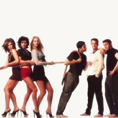 Jennifer Aniston, Courteney Cox, Lisa Kudrow, David Schwimmer, Matthew Perry and Matt LeBlanc Friends Tv Show, Friends Serie Tv, Tv: Friends, Friends Cast, Friends Moments, Friends Forever, Friends In Love, Friends Episodes, Friends Jennifer Aniston