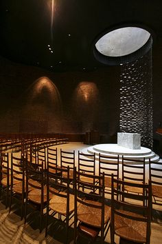 MIT Chapel - Eero Saarinen | Flickr - Photo Sharing!
