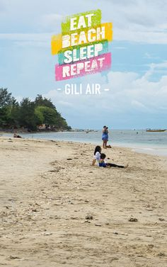GILI ISLANDS - Tipps für Gili Air, Gili Meno und Gili Trawangan