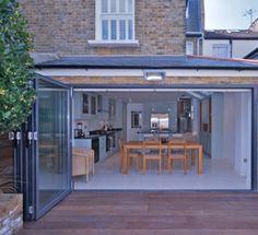 Idea: kitchen extension
