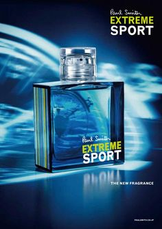 "Paul Smith ""Extreme Sport"" Perfume"