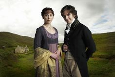 Sense and Sensibility - Elinor Dashwood (Hattie Morahan) and Edward Ferrars (Dan Stevens)