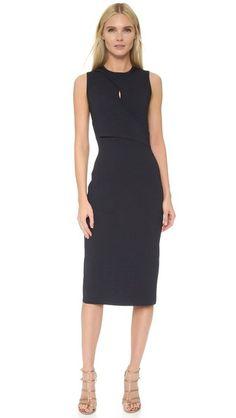 Dion Lee Line II Vertigo Knit Dress | SHOPBOP