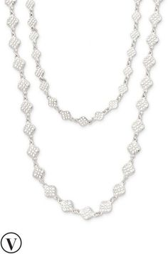 Wear the always eye catching, silver or gold Devon layering necklace from Stella & Dot in multiple ways.  Find fashion necklaces, trendy necklaces, pendants & more.
