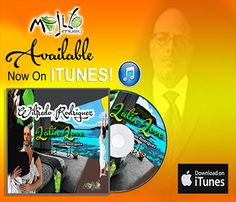 LATINLOVE The New Single by Mojito Music Artist Wilfredo Rodriguez is now Available on ITUNES. https://itunes.apple.com/album/latin-love/id966721946…