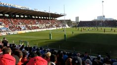 Video's capturing a truly great day with the fantastic supporters of Toulon Rugby Club as they outplayed Leinster in the Heineken Cup.  Video and pictures filmed on a HTC One and Casio Exilim HS Camera