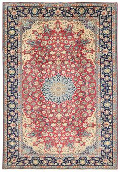 Najafabad carpet 248x368