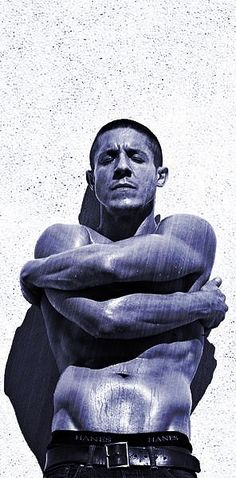 Wow, Theo Rossi...just wow.